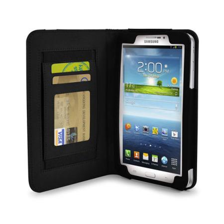 brand new bbe86 6cb21 Playfect Candy Folio Case for Samsung Galaxy Tab 3 7.0 - Black