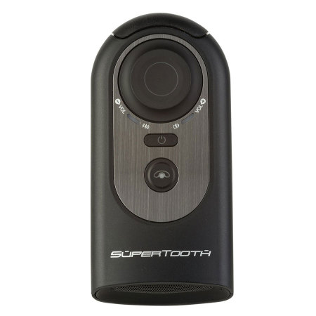 SuperTooth HD Voice Bluetooth Hands-free Car Kit with Phone Holder