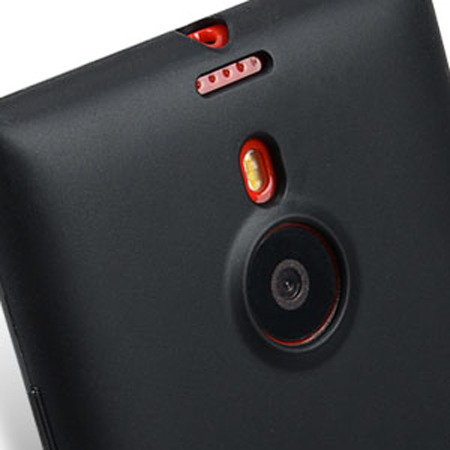 nokia lumia 1520 case. melkco poly jacket case for nokia lumia 1520 - black matte a