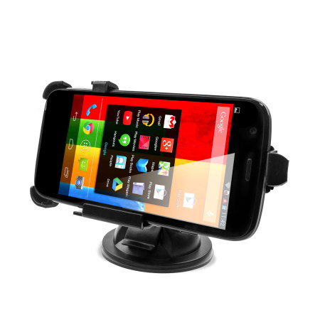 DriveTime Adjustable Car Kit for Motorola Moto G
