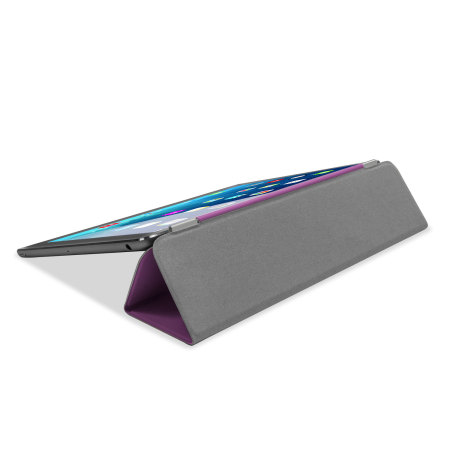 Smart Cover Case for iPad Air - Purple