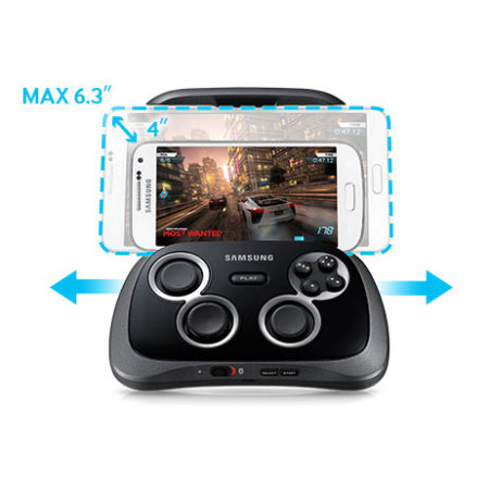 Official Samsung Wireless SmartPhone GamePad - Black