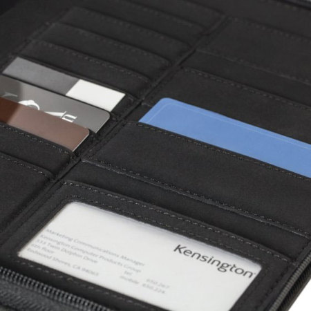 Kensington KeyFolio iPad Air 2 / iPad Air Keyboard Case - Black