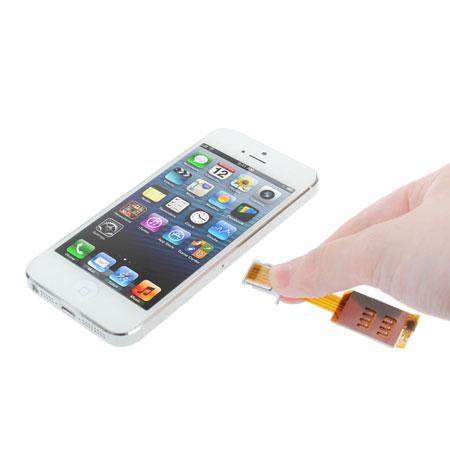 iphone 5s dual sim adapter price in india