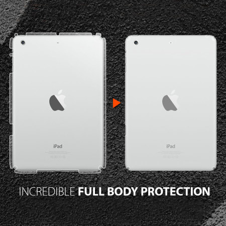 new product 7353d 945aa Spigen Incredible Shield Full Body Protector - iPad Air - Ultra Matte