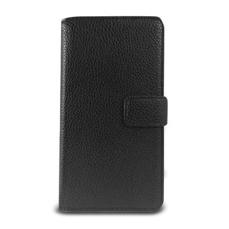 Orzly Multi-Functional Mirror Wallet Case for Note 3 - Black