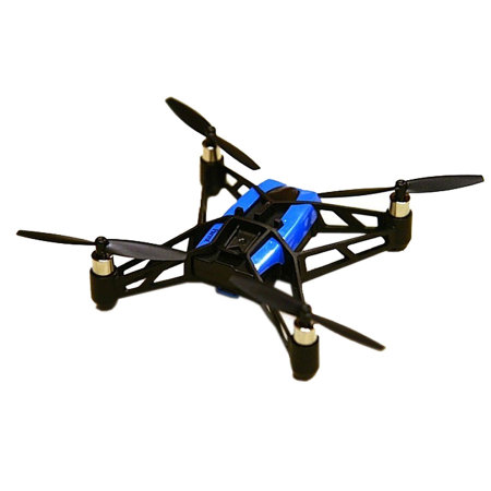 Parrot MiniDrone Rolling Spider - Smartphone Controlled Quadrocopter