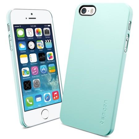coque iphone 7 vert menthe