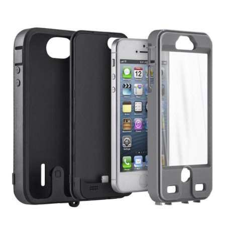 huge selection of 9720b e7fdc ibattz Refuel Aqua Waterproof Extended Battery Case for iPhone 5S / 5