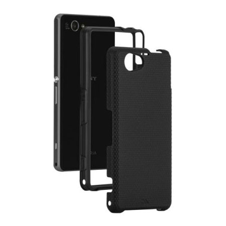Case-Mate Tough Case for Sony Xperia Z1 Compact - Black