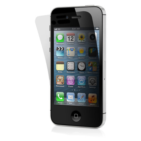 3M Privacy Screen Protector for iPhone 4/4S