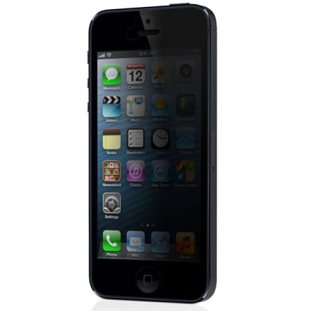 wholesale dealer 17639 8c24c 3M Privacy Screen Protector for iPhone 5S/5