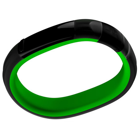 Razer Nabu Smartband - Black / Green