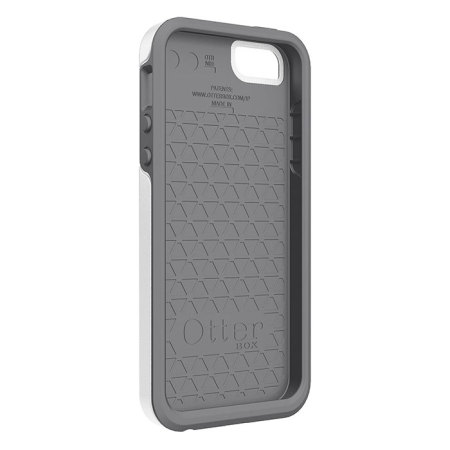 detailed look 9347f 2d254 OtterBox Symmetry for Apple iPhone 5S / 5 - Glacier
