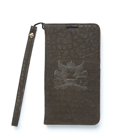 Zenus Asgard Diary Case for Samsung Galaxy Note 3 - Khaki