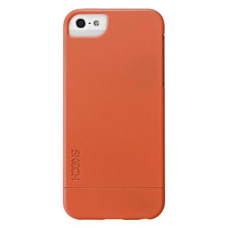 skech sugar case for iphone 5s 5 orange. Black Bedroom Furniture Sets. Home Design Ideas