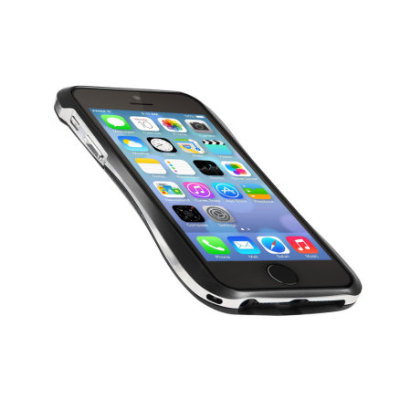 Draco Allure A Aluminium Bumper Case for iPhone 5S / 5 - Black