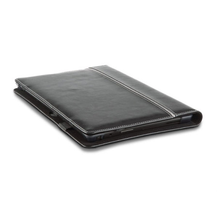 size 40 217d5 01f3d Maroo Leather Folio Case for Surface Pro 2 / Pro - Obsidian Black