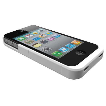 Trident Qi Wireless Charging Case for iPhone 4S / 4