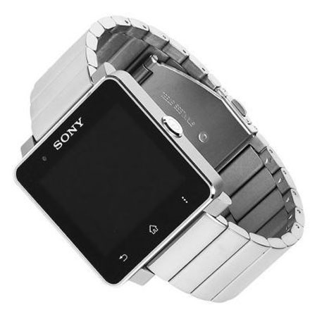 Sony SmartWatch 2 Android Watch - Silver Metal dc959bfbb48
