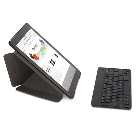 Moshi VersaKeyboard Case with Bluetooth Keyboard for iPad Air