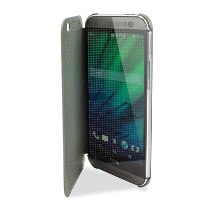 think that official htc one m8 m8s dot view case grey she were alive