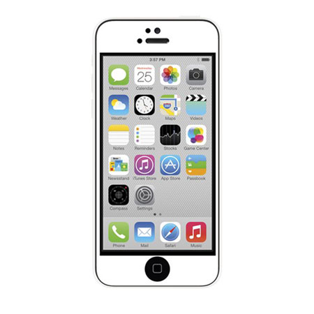 moshi ivisor xt screen protector for iphone 5s 5 white