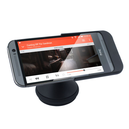 Official HTC One M8 Car Cradle and Charger (D190)