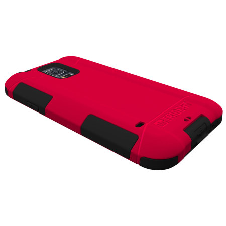 Trident Aegis Case for Samsung Galaxy S5 - Red