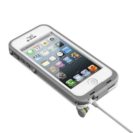 Funda lifeproof nuud para el iphone 5 blanca - Fundas lifeproof ...