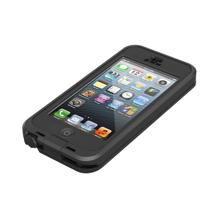 LifeProof Nuud Case for iPhone 5 - Black
