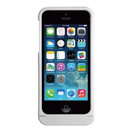 Qi Charging Case for iPhone 5S / 5 - White