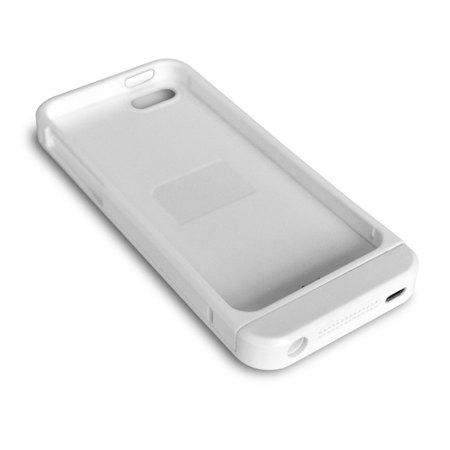 iphone 5 case charger qi charging for iphone 5s 5 white 3191