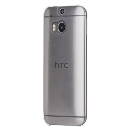 half off f175a 31e6f Case-Mate Barely There for HTC One M8 - Clear