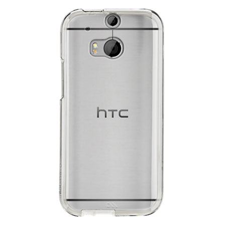 Case-Mate Tough Naked Case for HTC One M8 - Clear