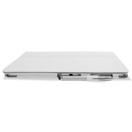 Stand and Type Case for Galaxy Note Pro 12.2/Tab Pro 12.2 - White
