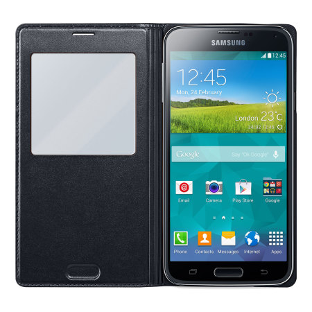 official-samsung-galaxy-s5-s-view-premium-cover-case-blue-black-p44029