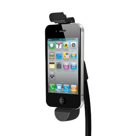 Kitperfect Car Holder, Charger & FM Transmitter for iPhone 4S / 4