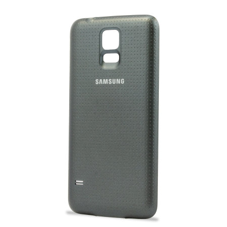 timeless design c82a2 89af0 Official Samsung Galaxy S5 Qi Wireless Charging Cover - Black
