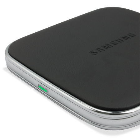 Official Samsung Galaxy Qi Wireless Charging Pad - Black