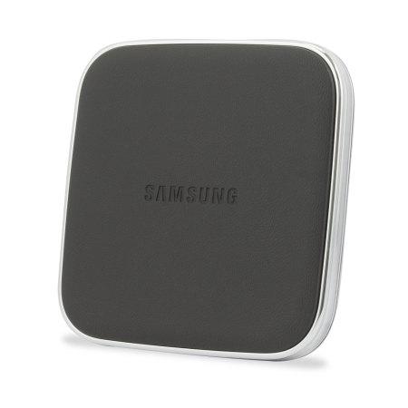 Almohadilla Carga Inalámbrica Oficial Samsung - Negra