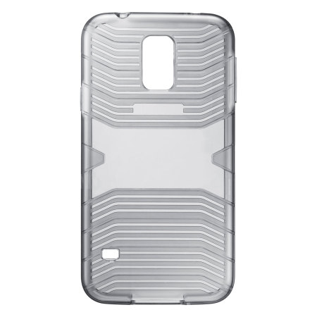 super popular d7dc4 5eba1 Official Samsung Galaxy S5 Protective Cover Plus Case - Grey