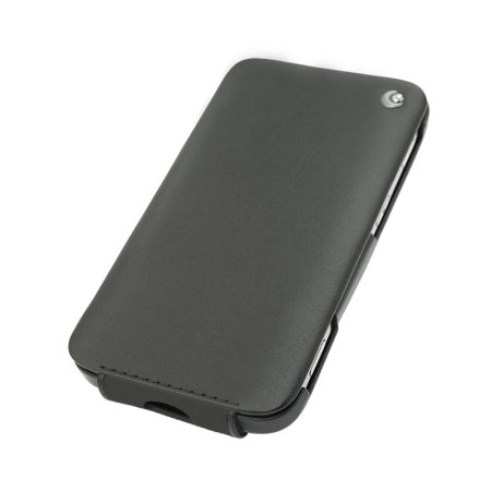Noreve Tradition Leather Case for Samsung Galaxy Core Advance - Black