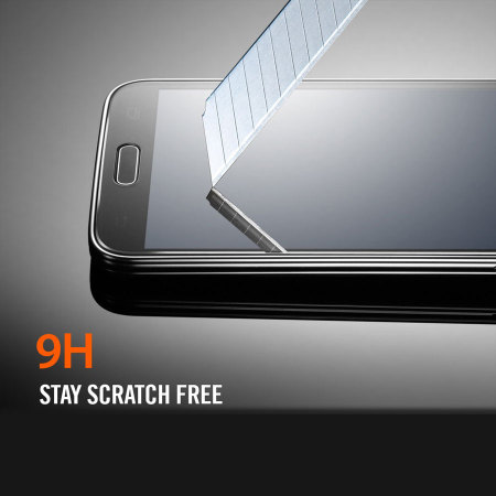 Spigen SGP Galaxy S5 GLAS.tR SLIM Tempered Glass Screen Protector