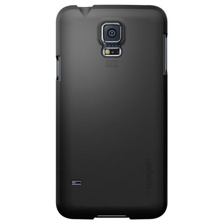 Spigen Ultra Fit Case for Samsung Galaxy S5 - Black