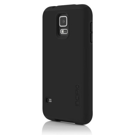 Incipio DualPro Case for Samsung Galaxy S5 - Black