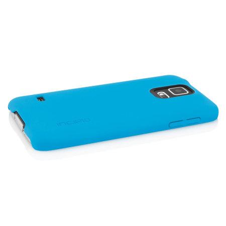 Incipio Feather Case for Samsung Galaxy S5 - Cyan