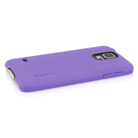 Incipio Feather Case for Samsung Galaxy S5 - Purple