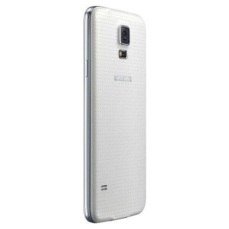 Sim Free Samsung Galaxy S5 Unlocked - White - 16GB
