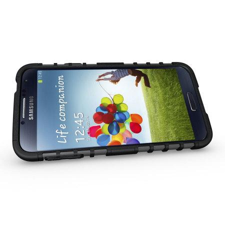 Custodia Hybrid Protective ArmourDillo per Samsung Galaxy S5 - Nero